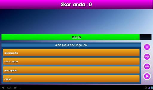 Tebak Lagu Indonesia 3.0 DreamHackers 5