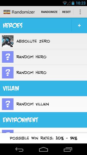 Sentinels Randomizer  screenshots 2