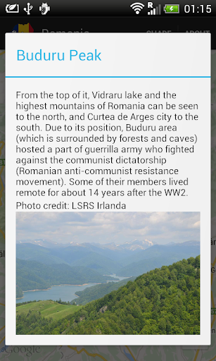 share Romania