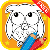 ABC Coloring book for kids