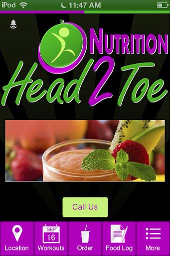 Nutrition Head2Toe