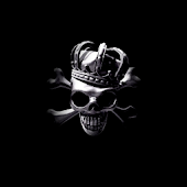 Crown Skull LiveWallpaper