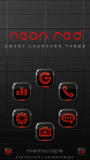 SL Theme NEON RED