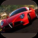 Simulator:Real Death Racing icon