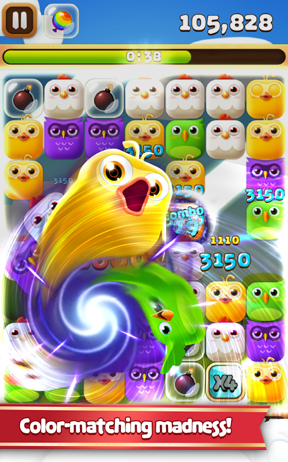 Screenshots of Birzzle Fever for iPhone