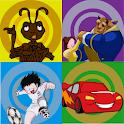 Cartoon Quiz : Movies icon