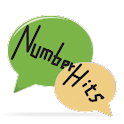 Number Hits!! logo