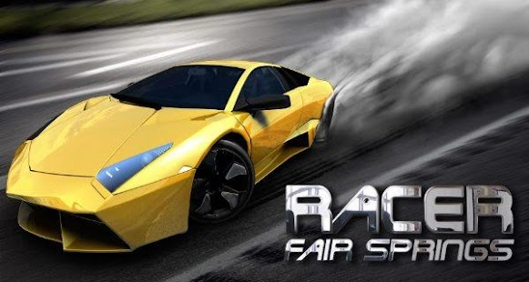 Racer: Fair Springs- screenshot thumbnail