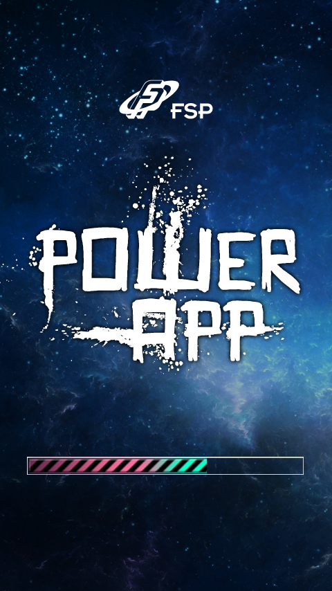 FSP Power App- screenshot