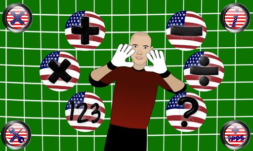 1st 4th Grade Math US Soccer