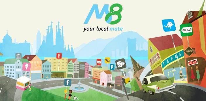 M8, GPS con búsqueda local