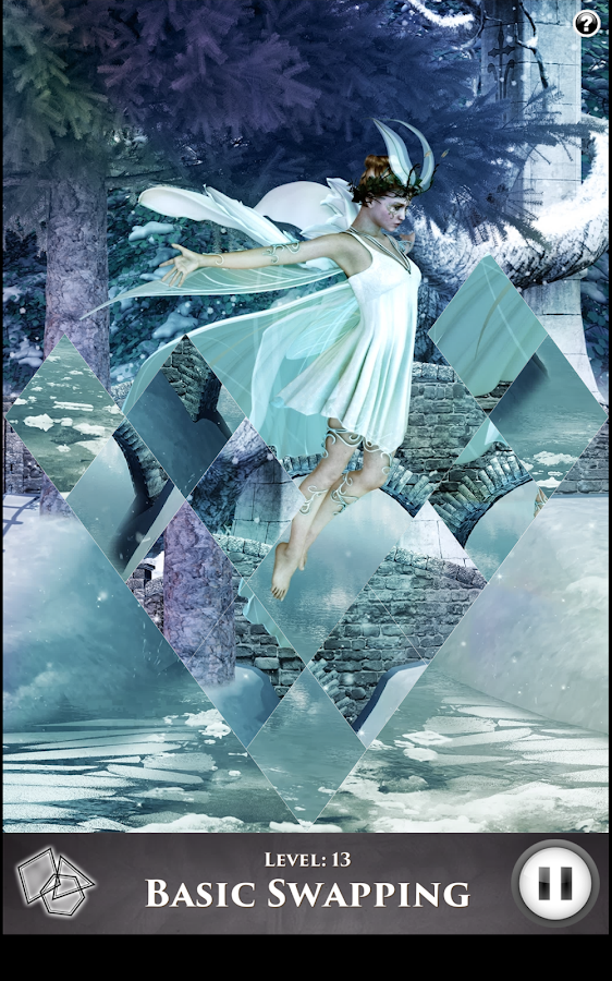 Hidden Scenes - Snow Fairies- screenshot