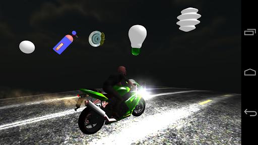 Toddler 3D Sports Bike Kid Toy