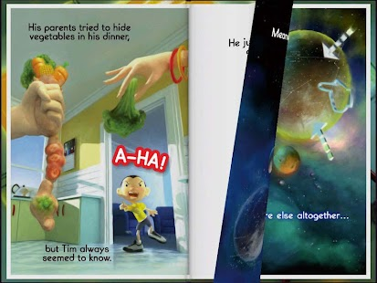 Food Fight! Children's Book- screenshot thumbnail