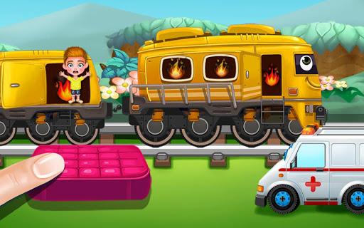 Fire Train! Babies Adventure 1.1 screenshots 12