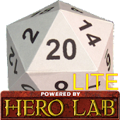 Hero Lab Character Import Lite