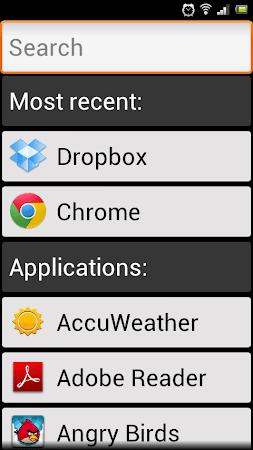 BIG Launcher Easy Phone DEMO 2.5.7 screenshot 446480