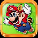 Mario 7 sac cau vong icon