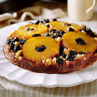 Fresh Pineapple Upside-Down Cake.
