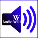 Audio Wikipedia Encyclopedia logo