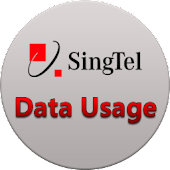 SingTel Data Usage