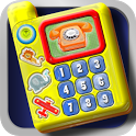 Baby Play Phone Game for Kids icon