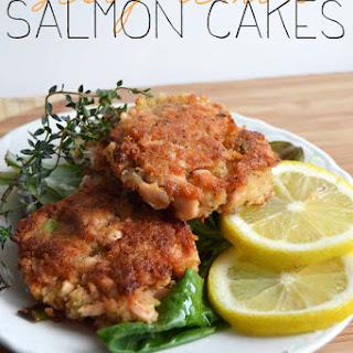 Zesty Lemon Salmon Cakes