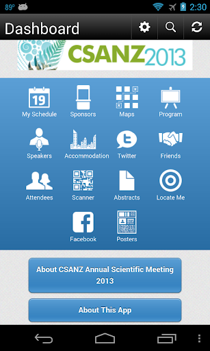 CSANZ Annual Scientific Mtg