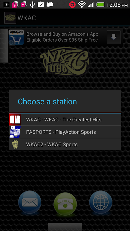 WKAC - screenshot