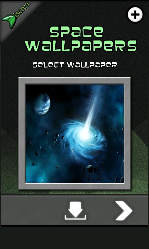 Space Wallpaper- screenshot