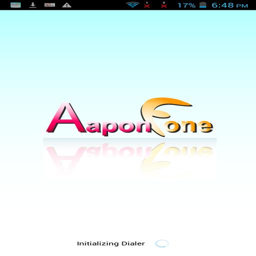 aaponfone 通訊 App LOGO-APP試玩