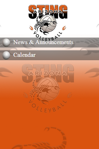 Arizona Sting Volleyball