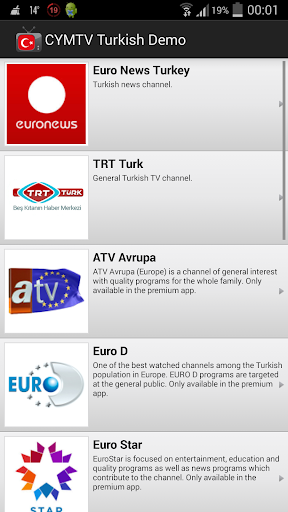 CYMTV Turkse TV