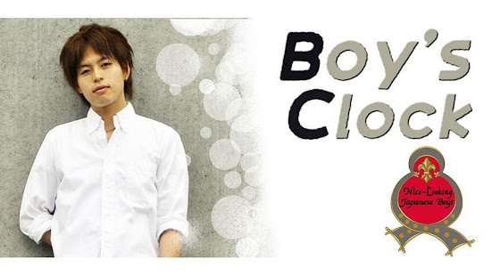 Boy's Clock 02 Memo Pad - screenshot thumbnail
