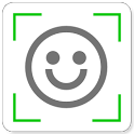Hold Screen ON: Face detection icon