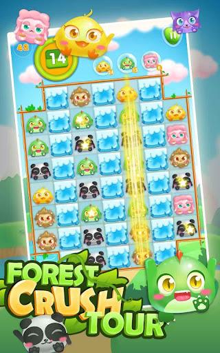 無料益智AppのForest Crush Tour|記事Game