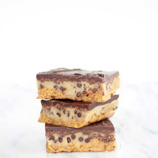 Chocolate Chip Cookie Dough Special K-Bars.