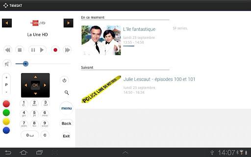 【免費娛樂App】TéléSAT-APP點子