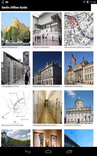 Berlin Offline Travel Guide