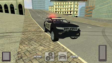 SUV Police Car Simulator 2.3 screenshot 642043
