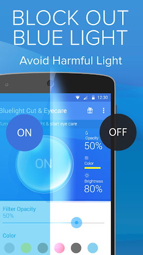 Blue Light Filter for Eye Care  screenshots 10