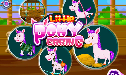 Little Pony Caring