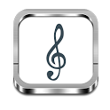 Clear MP3 Music Player Free icon