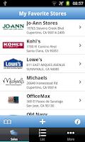 Screenshot of Weekly Sales, Deals & Coupons