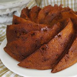 Caramel Nougat Cake V.