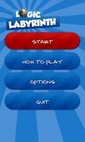 Screenshot of Logic Labyrinth Lite