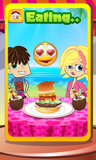 玩免費休閒APP|下載バーガー メーカー - 子供スターのシェフ app不用錢|硬是要APP
