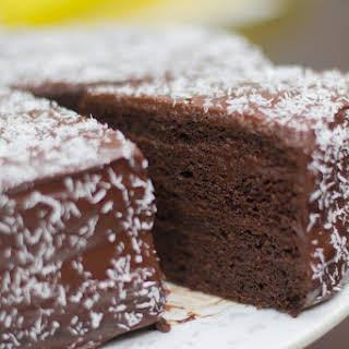 Zucchini Chocolate Cake.