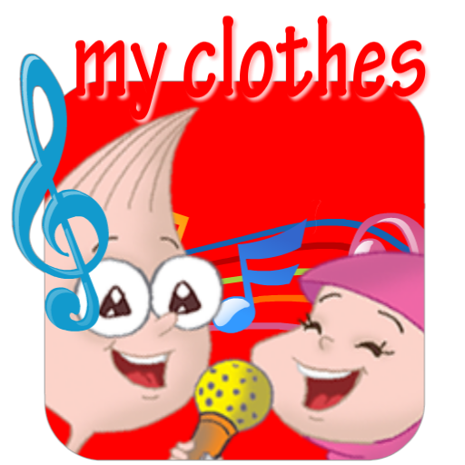 My clothes - Lets sing a song LOGO-APP點子