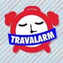 TravAlarm DC logo